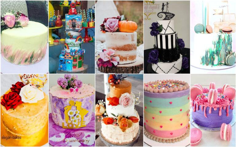 Vote/Join: World's Super Talented Cake Decorator